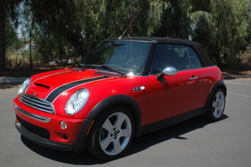 2008 Mini Cooper S CONVERTIBLE in San Jose, Santa Clara, CA | Import Connection