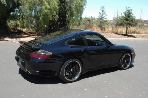 2003 Porsche 911 TURBO X 50 in San Jose, Santa Clara, CA | Import Connection