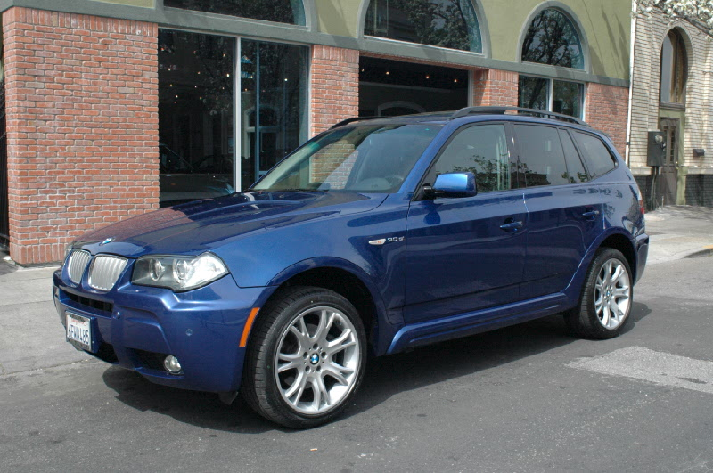 2008 Bmw X3 3 0si Sport Package For 28 800 In San Jose